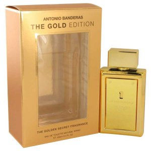 Antonio Banderas The Golden Secret Eau De Toilette Spray (Th...