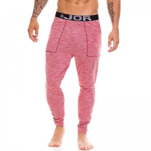 Jor APOLO Athletic Pants Red 0683
