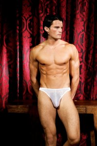 Kiniki Clark Cotton Air Brief Underwear White CL8010