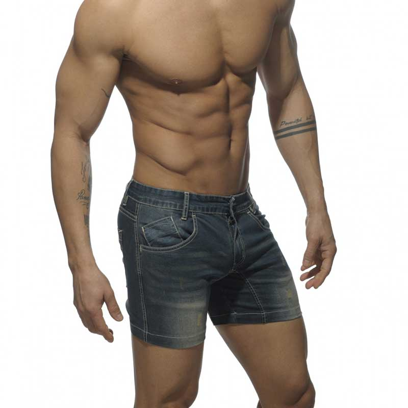 Addicted Low Rise Jeans Shorts Navy AD530  AD530    Buy Men s ... 4c8726fb5904c