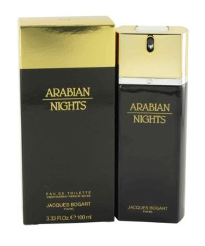 American Fragrances Arabian Night Eau De Toilette Spray 3.4 oz / 100.55 mL Men's Fragrance 426302