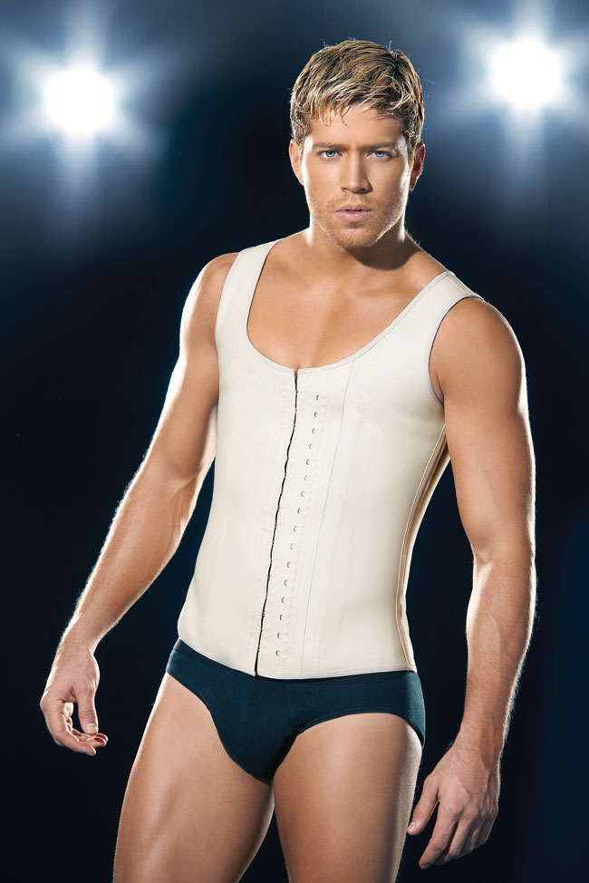 17ee572ffdb4e Ann Chery Latex Men s Girdle Body Shaper Nude 2033  2033    Buy ...
