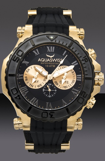 aquaswiss bolt 5h watch 39g5006 39g5006 buy men s fashion online