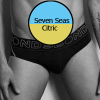 Bonds Active Brief Seven Seas/Citric 3387