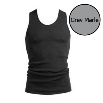 Bonds Chesty Tank Top T Shirt Grey Marle 3757