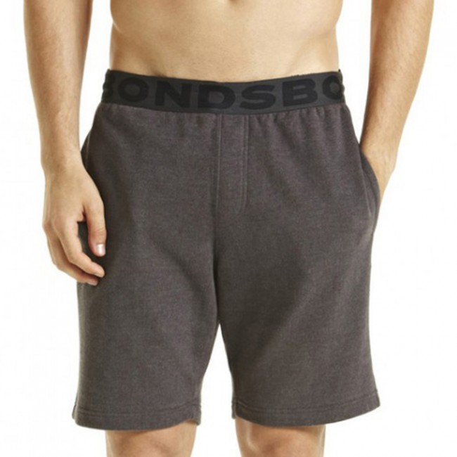 Bonds Logo Shorts Faded Grey AZP2I