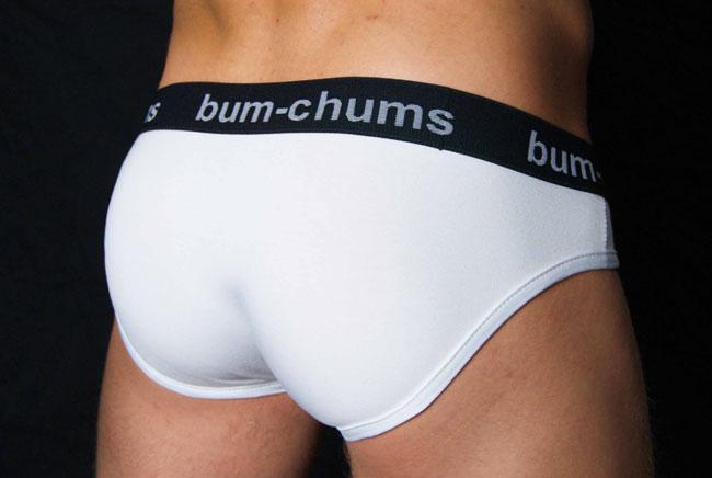 c20470bdede9 Bum-Chums White Cotton Lycra Brief Underwear BCB5 : Buy Men's ...
