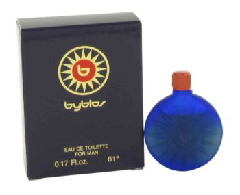 Byblos Mini EDT 0.17 oz / 5 mL Men's Fragrance 417801