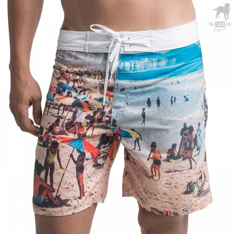 f03f2bb48c CA-RIO-CA Copa 60's Boardshorts Beachwear CRC-P700600 [CRC-P700600 ...