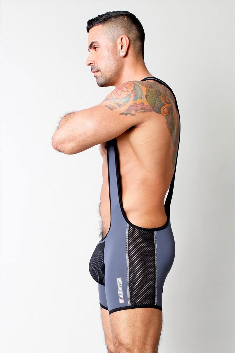 CellBlock 13 G-Force Singlet Bodysuit Black   Buy Men s Fashion ... c9341241e