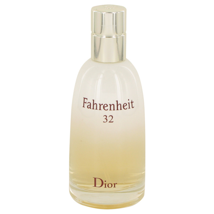 Christian Dior Fahrenheit 32 Eau De Toilette Spray Unboxed 17 Oz