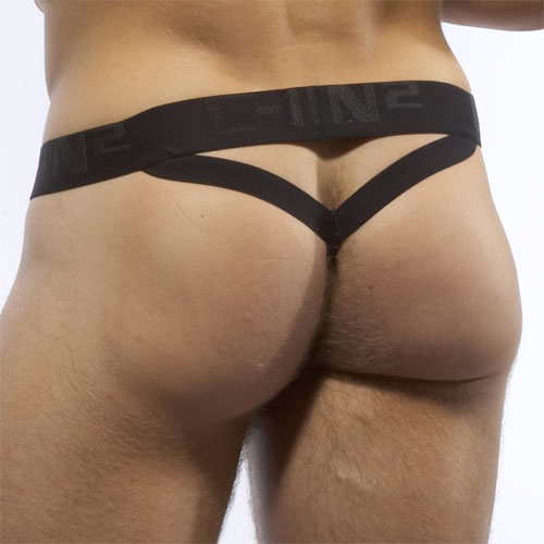 0a2820216fb4 C-IN2 Core Thong Underwear Black 4002 : Buy Men's Fashion Online ...