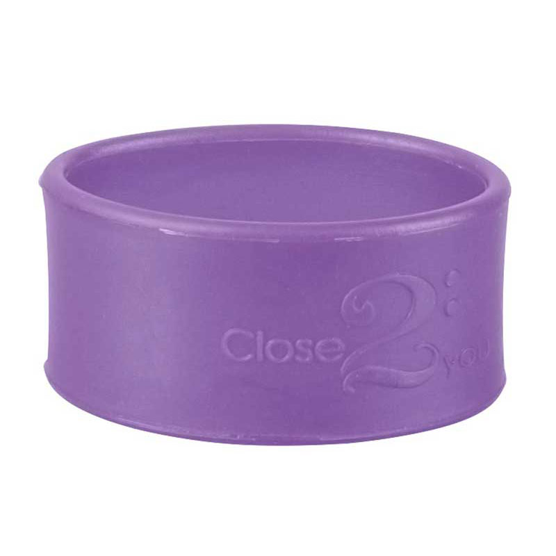 Close2you Doce Ami Cock Ring Purple 0519162