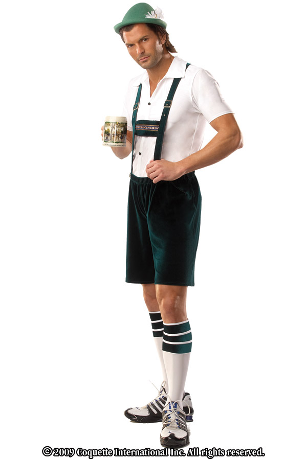 Coquette Beer Guy Costume M6505
