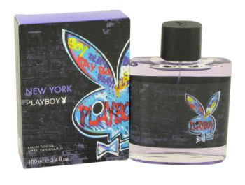Coty New York Playboy Eau De Toilette Spray 3.4 oz / 100.55 ...