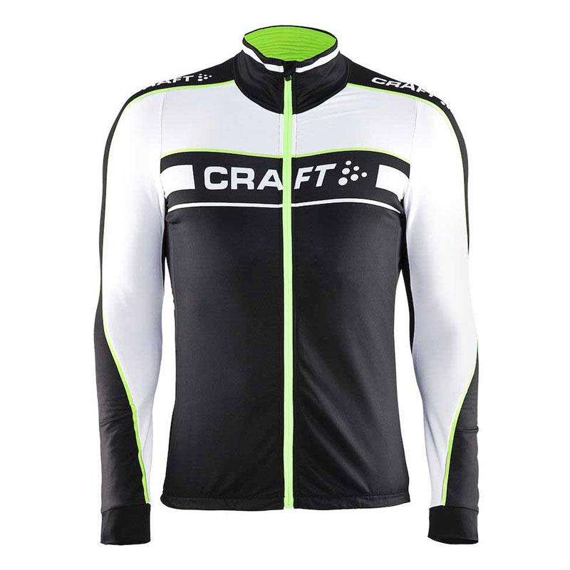 Craft Grand Tour Jersey Long Sleeved T Shirt Black Gecko 1902603 ... 355355cc0