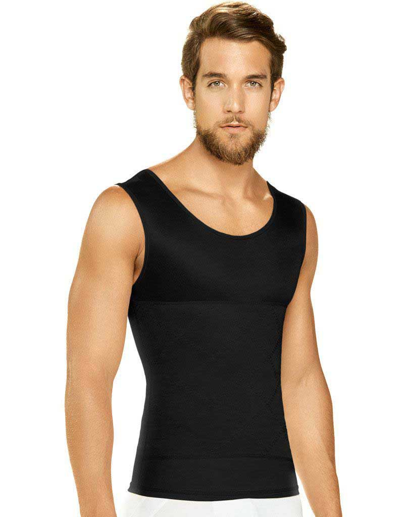 Diane & Geordi Triconet Shapewear Tank Top Black 2007