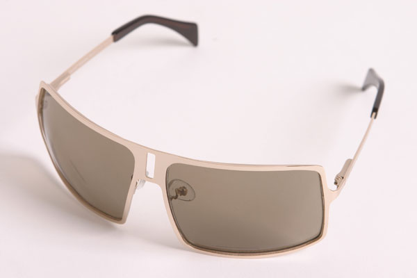 Diluca Eyewear Sunglasses Precious Metals Trix Gold/Champagne