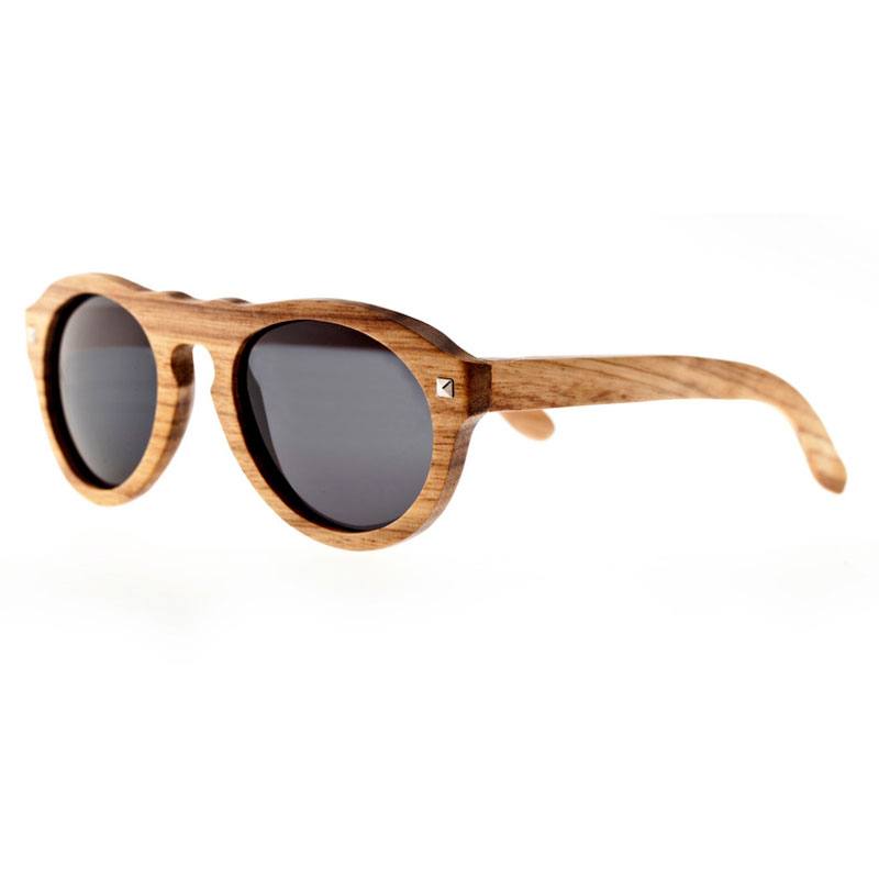 Earth Wood Sunglasses Sunset 077z Unisex