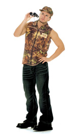 Elegant Moments 9942 Rack Hunter Costume Set