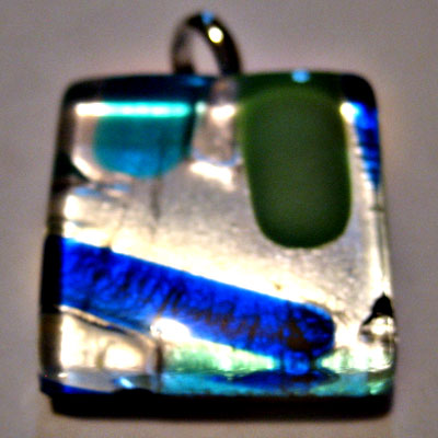 Elite Jewelry Murano Pendants or Cuff Links 021