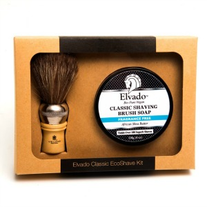 Elvado Fragrance Free Classic Eco Shave Kit Personal Care