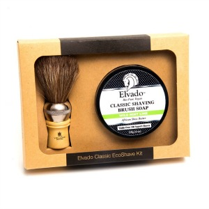 Elvado Wild Mint Lime Classic Eco Shave Kit Personal Care