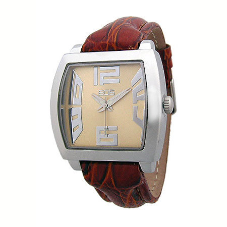 EOS New York CAPONE Watch Brown 31L