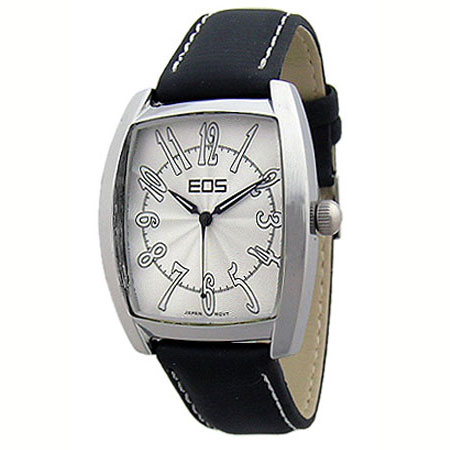 EOS New York AIDEN Watch Black/White 42L