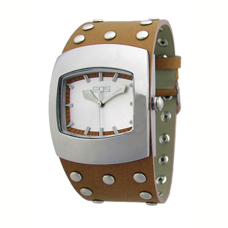 EOS New York HELIX Watch Tan 47L