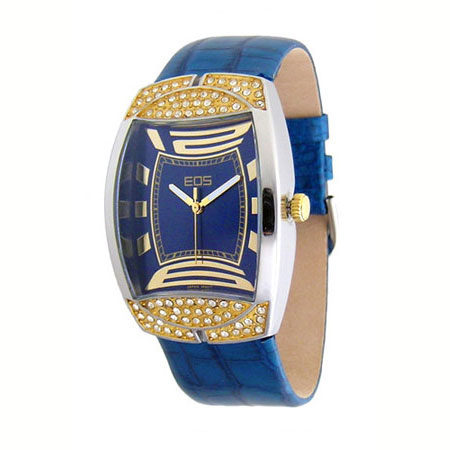 EOS New York ICE Watch Gold/Blue 72L