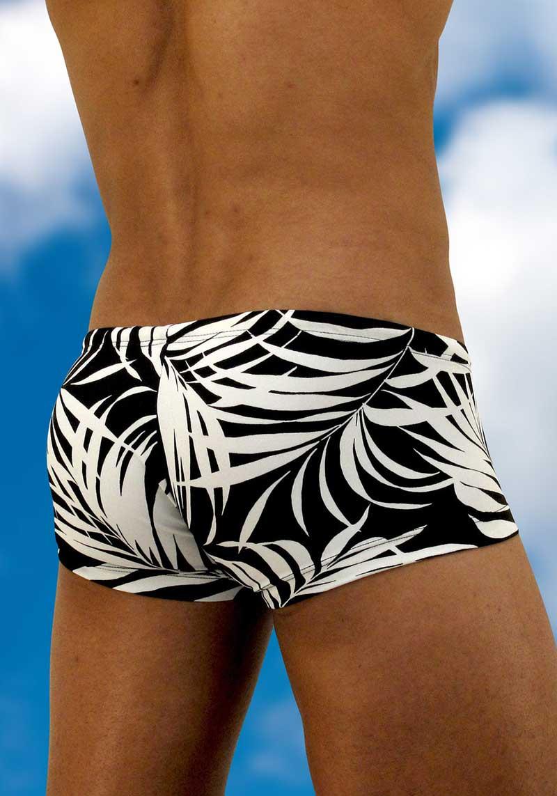 77e409e5b21ed Ergowear Feel Mini Square Cut Trunk Swimwear Agiba EBFE04W  EBFE04W ...