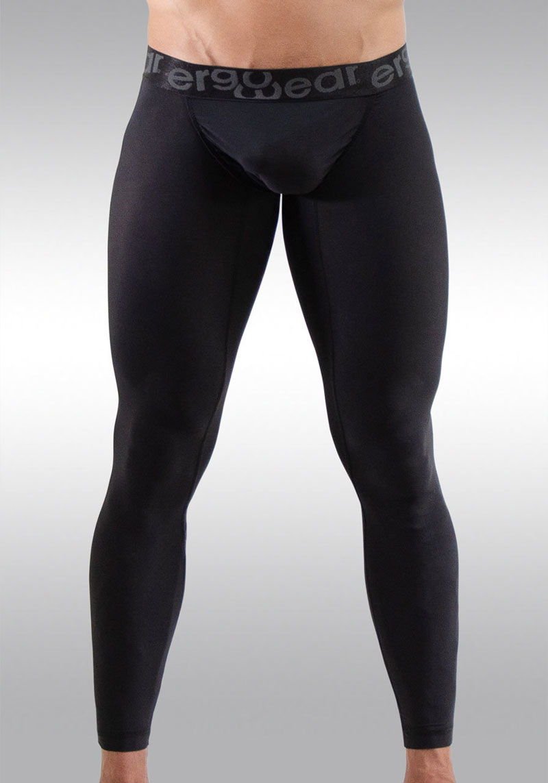 Ergowear Feel XV Long Johns Long Underwear Pants Black EW0890