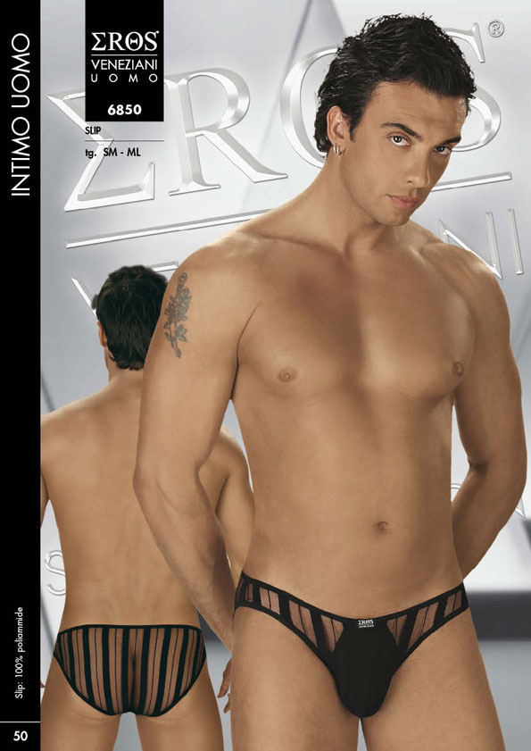 Eros Veneziani Bar Brief Underwear 6850