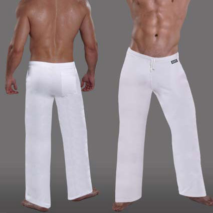 Falocco Collection South Beach Pants White