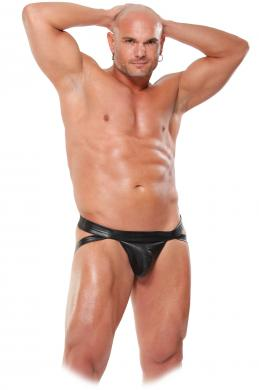 Fetish Fantasy MVP Jock Strap Underwear Black