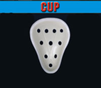 Flarico Adult Protective Cup White F44