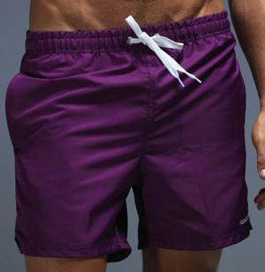 c8634d8b33 Frank Dandy Mid Shorts Swimwear Burgundy 10654 USA1 [10654] : Buy ...