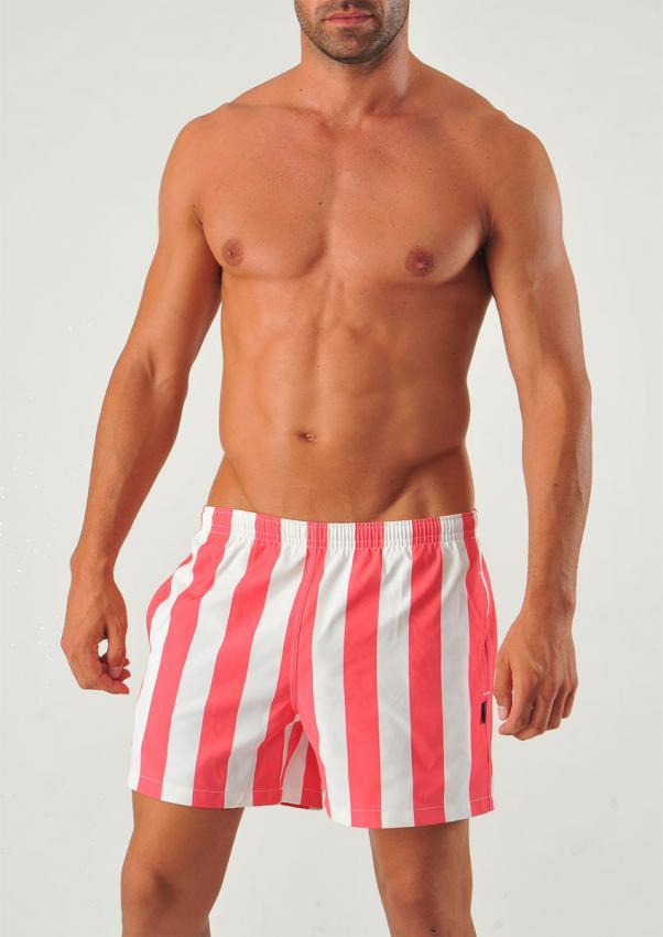 62138825efa98 Geronimo Shorts Swimwear Red 1306P1 [1306P1] : Buy Men's Fashion ...