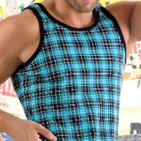 Gigo Square Tank Top T Shirt SQUT3