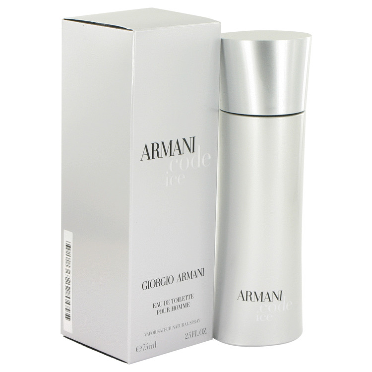 b621559ca7f5 Giorgio Armani Code Ice Eau De Toilette Spray 2.5 oz   73.93 mL Men s  Fragrance 515033