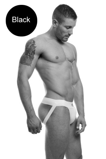 Go Softwear Enhancement Shaper Padded Jock Strap Underwear Black 2009