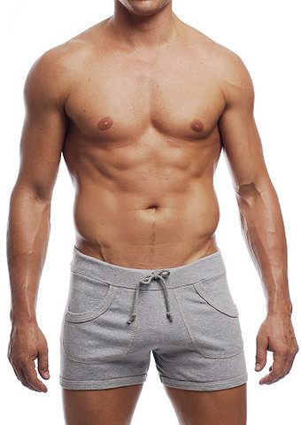 Go Softwear Sport Shorts Heather Grey 4641