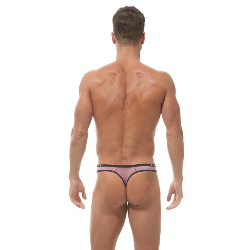 5c8714780cec Gregg Homme BUBBLE G'HOMME Thong Underwear Pink 162104 [162104 ...