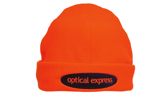 1ef8d96633d Headwear Professional Luminescent Safety Microfleece Beanie Aust Std 1906  Cap 3025. Hover to zoom