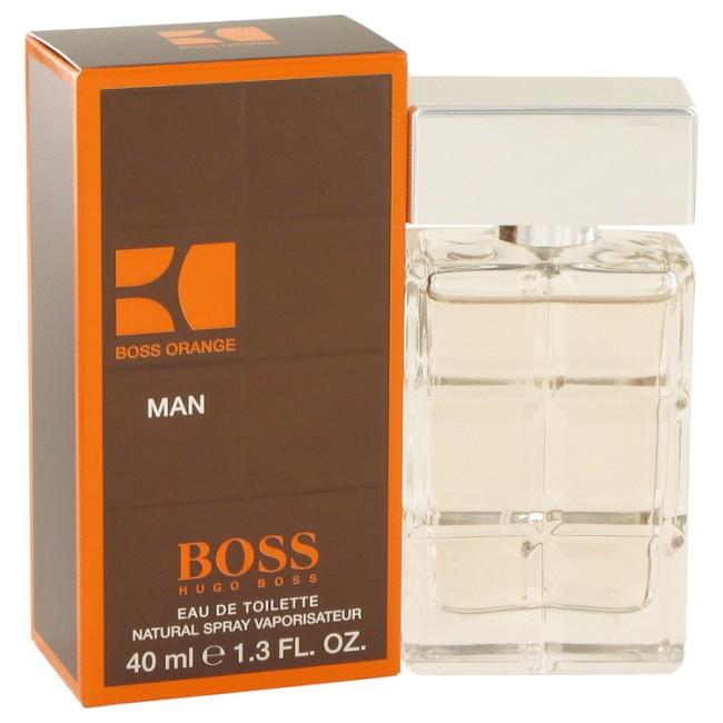 Hugo Boss Orange Eau De Toilette Spray 14 Oz 41 Ml Fragrances