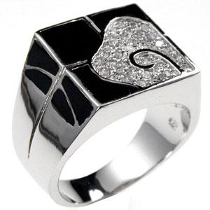 J. Goodin Block Swirl Cocktail Ring R07560R-C69