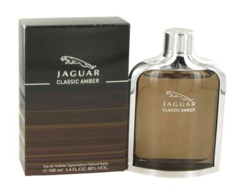 Jaguar Classic Amber Eau De Toilette Spray 3.4 oz / 100.55 m...