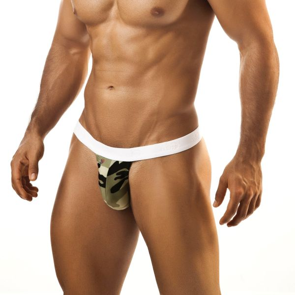 Joe Snyder Camo Jock Thong 18CAMO Underwear & Swimwear