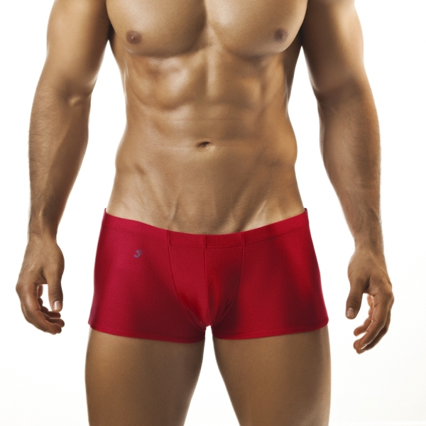 Joe Snyder Boxer Brief 08 Red Underwear & Swimwear